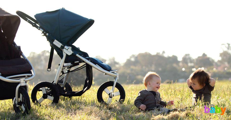 Выбор детской коляски для новорожденного? Легко!