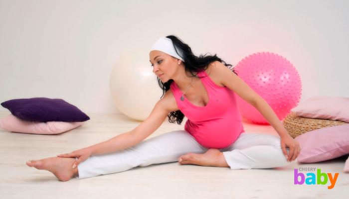 Беременность и занятия спортом - как их совместить?