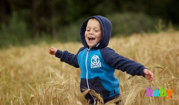 Физическое развитие детей 3-5 лет