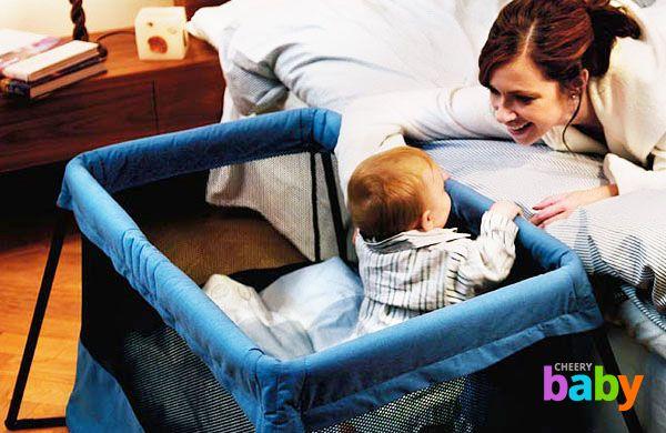 Манеж-кровать - маленький мир для сна и игр вашего малыша