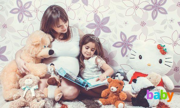 Второй ребенок, как влияние на первого