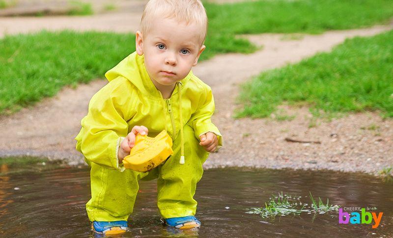 Промокшие ноги – не проблема!