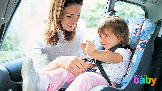 Все о детских удерживающих устройствах и автокреслах