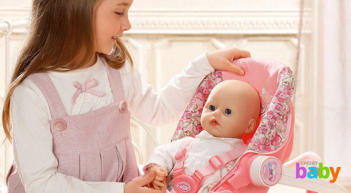 Куклы-пупсы Baby Annabell от компании Zapf Creation