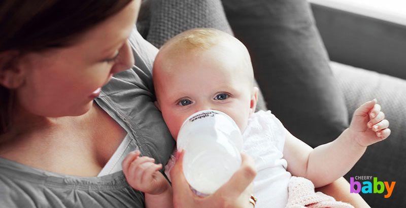 Tommee Tippee – правильный выбор бутылочки для новорожденных