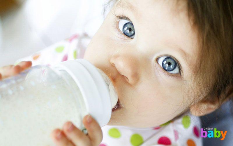 Как выбрать детскую бутылочку для кормления новорожденного?