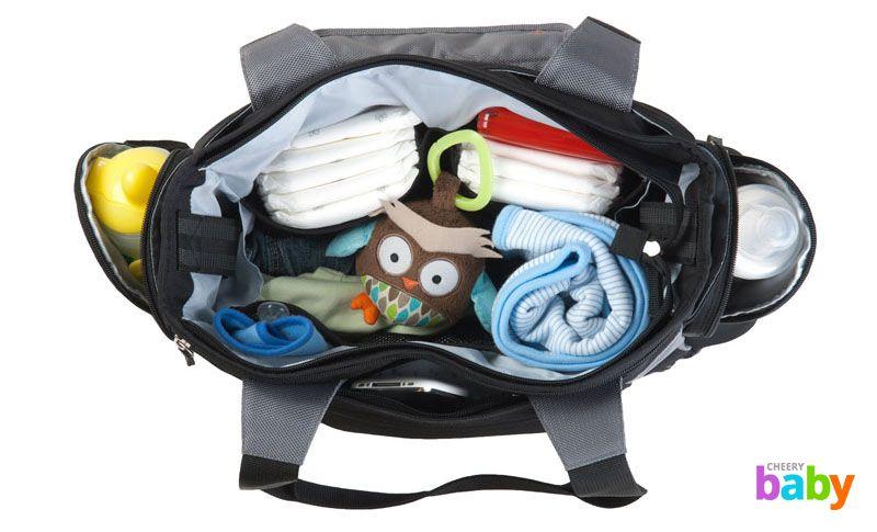 Что положить в сумку для мамы?