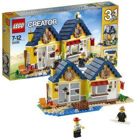 Lego Creator 31035 Конструктор Лего Криэйтор Домик на пляже LEGO