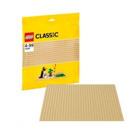 Lego Classic 10699 Лего Классик Строительная пластина желтого цвета LEGO
