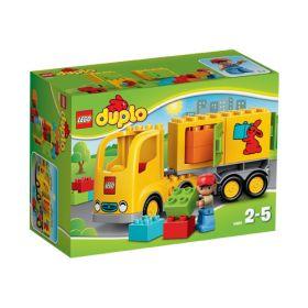Lego Duplo 10601 Лего Дупло Грузовик LEGO