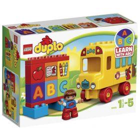 Lego Duplo 10603 Лего Дупло Мой первый автобус LEGO