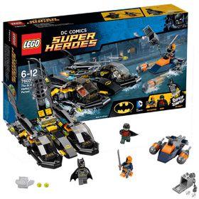 Lego Super Heroes 76034 Лего Супер Герои Бэтмен: Преследование на лодке LEGO
