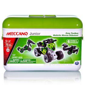 Meccano 91765 Меккано Набор Квадроцикл (4 модели) Meccano