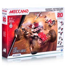 Meccano 91775 Меккано Набор Багги (20 моделей) Meccano