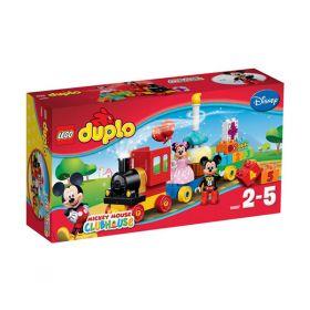 Lego Duplo 10597 Конструктор Лего Дупло День рождения с Микки и Минни LEGO