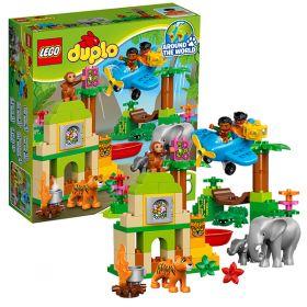 Lego Duplo 10804 Лего Дупло Вокруг света: Азия LEGO