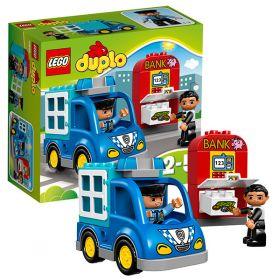 Lego Duplo 10809 Лего Дупло Полицейский патруль LEGO