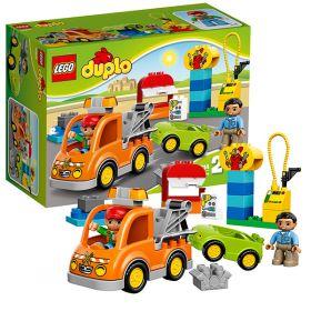 Lego Duplo 10814 Лего Дупло Буксировщик LEGO