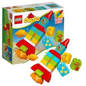 Lego Duplo 10815 Лего Дупло Моя первая ракета LEGO