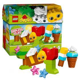 Lego Duplo 10817 Конструктор Лего Дупло Времена года LEGO