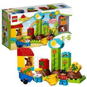 Lego Duplo 10819 Лего Дупло Мой первый сад LEGO