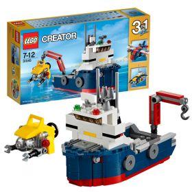Lego Creator 31045 Конструктор Лего Криэйтор Морская экспедиция LEGO