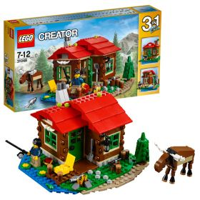 Lego Creator 31048 Лего Криэйтор Домик на берегу озера LEGO