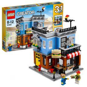 Lego Creator 31050 Конструктор Лего Криэйтор Магазинчик на углу LEGO