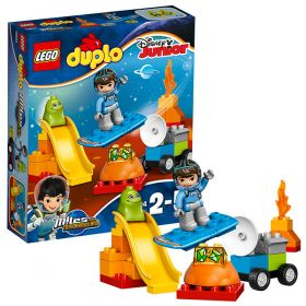 Lego Duplo 10824 Конструктор Лего Дупло Космические приключения Майлза LEGO