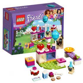Lego Friends 41112 Лего Подружки День рождения: тортики LEGO