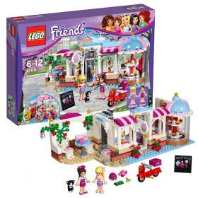Lego Friends 41119 Лего Подружки Кондитерская LEGO