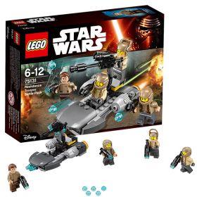 Lego Star Wars 75131 Конструктор Лего Звездные Войны Боевой набор Сопротивления LEGO