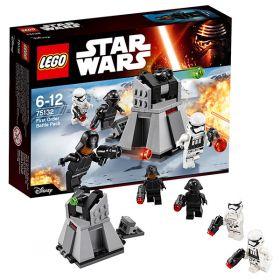 Lego Star Wars 75132 Конструктор Лего Звездные Войны Боевой набор Первого Ордена LEGO