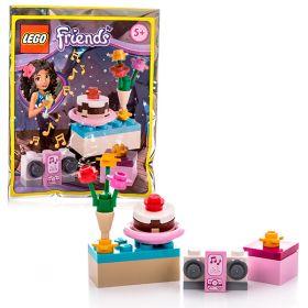 Lego Friends 561504 Конструктор Лего Подружки День рождения LEGO