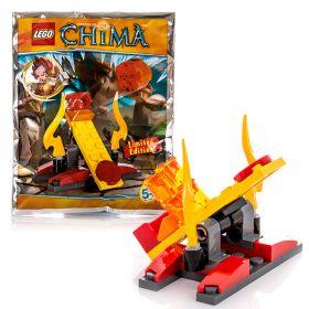 Lego Legends Of Chima 391506 Лего Легенды Чимы Катапульта Феникса LEGO