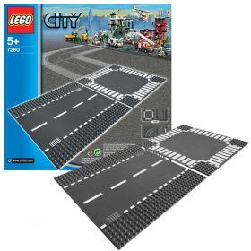 Lego City 7280 Конструктор Лего Город Перекресток LEGO