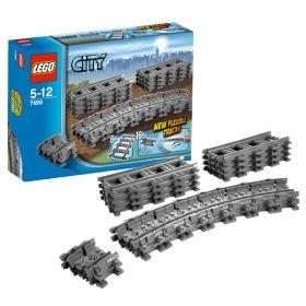 Lego City 7499 Конструктор Лего Город Гибкие пути LEGO