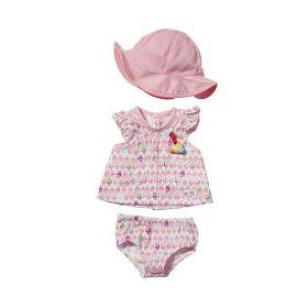 Zapf Creation Baby born 819-388 Бэби Борн Одежда летняя (в ассортименте) Zapf Creation