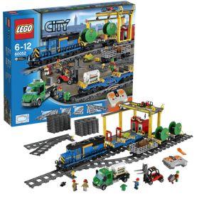 Lego City 60052 Конструктор Лего Город Грузовой поезд LEGO