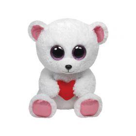 Медвежонок с сердечком TY