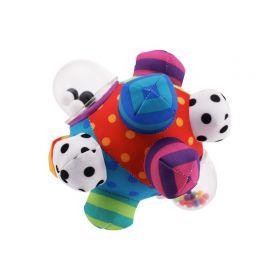 Мягкий мяч-погремушка Sassy
