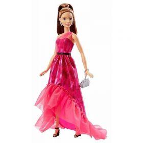 Кукла Barbie в вечернем платье-трансформере Mattel