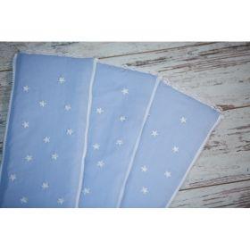 Бампер на кроватку Zodiac Blue Мастерская Облаков