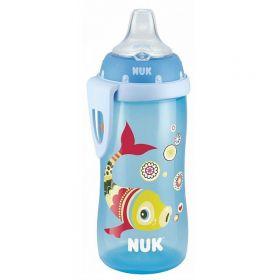 Бутылочка-поильник с силиконовой насадкойActive Cup Nuk