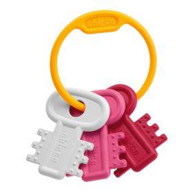 Погремушка Ключи на кольце Chicco