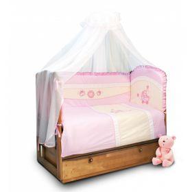 Комплект постельного белья 6 предметов Soni Kids