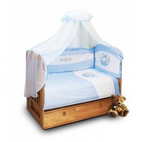 Комплект постельного белья 7 предметов Soni Kids