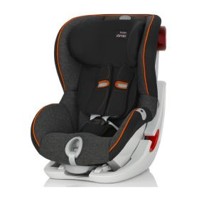 Автокресло KING II LS Black Marble Highline Britax Römer