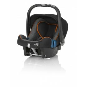 Автокресло Baby-Safe Plus SHR II Black Marble Highline Britax Römer