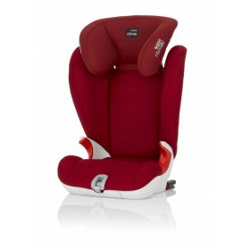 Автокресло Kidfix SL Flame Red Trendline Britax Römer